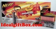 Nerf N-Strike Vulcan EBF-25 Dart Blaster Value Pack 70577700, 70771000