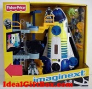 Fisher-Price Imaginext Space Shuttle P4237